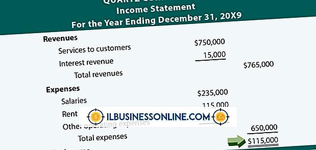 वित्त और करों - प्रोपराइटरशिप और एक साझेदारी के लिए आय के विवरण में क्या अंतर हैं?