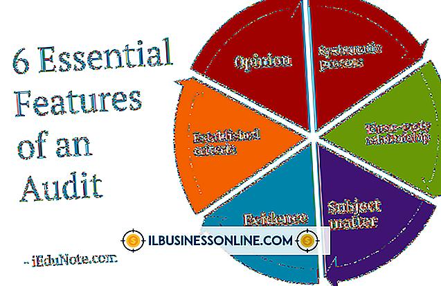 Kategori finanser och skatter: GAAP-principer för interna kontrollprocedurer