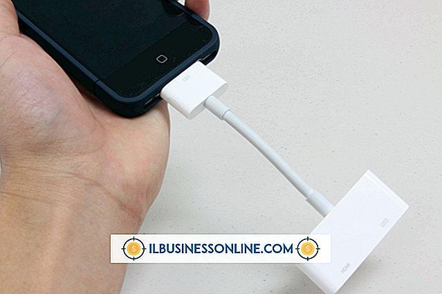 Kategorie Finanzen & Steuern: So verbinden Sie ein iPhone mit einem herkömmlichen Projektor