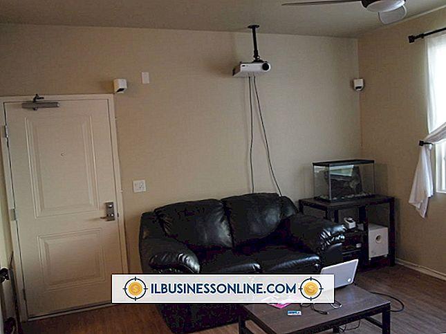 Cómo ocultar los cables de un proyector de techo
