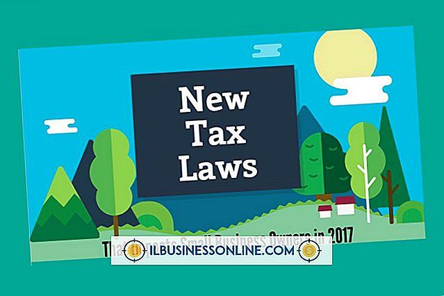 छोटे व्यवसायों के लिए संघीय कर कानून