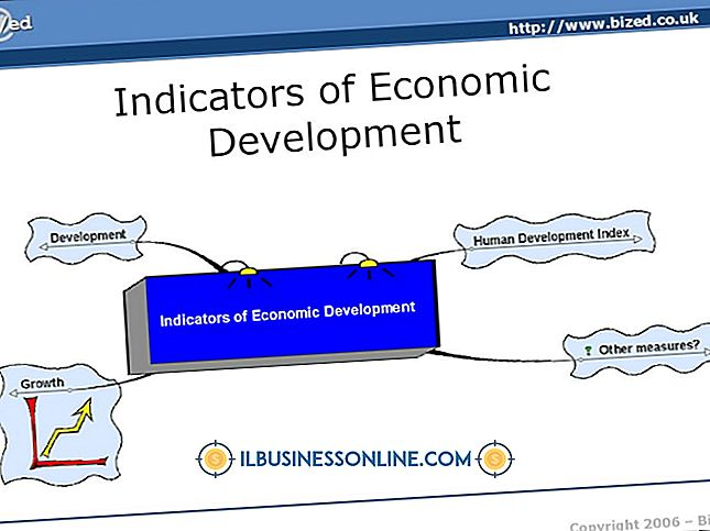 Økonomiske forretningscyklusindikatorer
