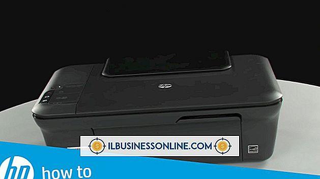 """Beheben eines HP-Druckers 4110, wenn Sie eine """"Out of Paper"""" -Nachricht erhalten und nicht"""
