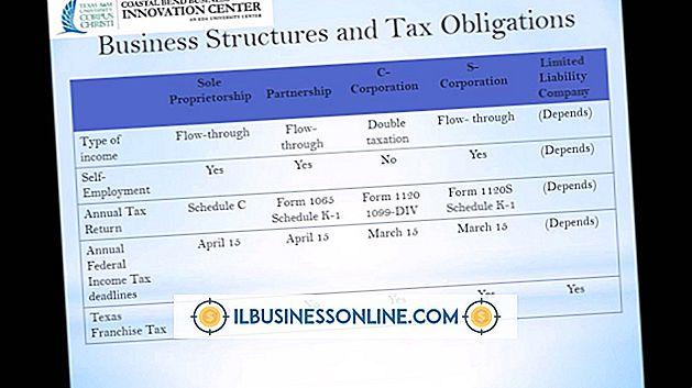 Unterschiede in einer Partnerschaft und Gesellschaft für steuerliche Behandlung