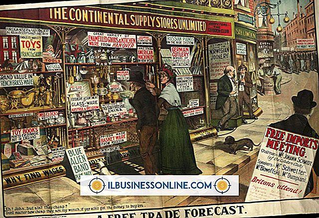 Economische voordelen van de vrije handel