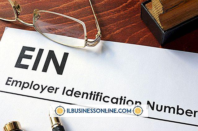 Kategori finanser og skatter: Sådan bekræfter du et arbejdsgiverskat ID-nummer