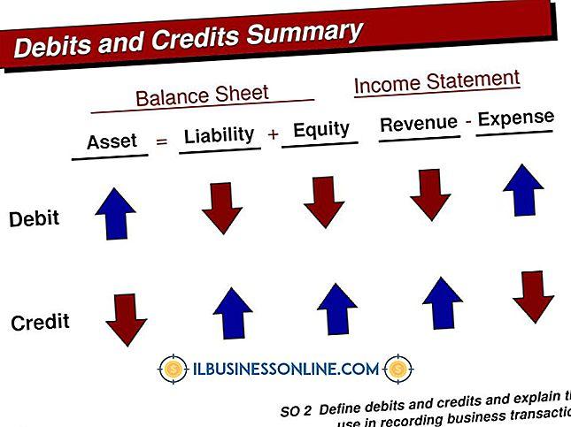 अगर डेबिट आय स्टेटमेंट पर क्रेडिट बढ़ता है तो क्या होता है?
