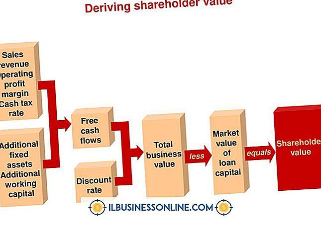 Thể LoạI tài chính và thuế: Giá trị doanh thu Vs.  Lợi nhuận