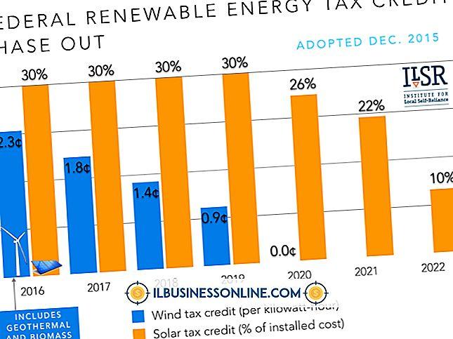 Tín dụng thuế liên bang để lắp đặt năng lượng mặt trời