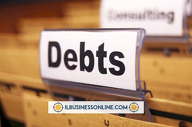 Como arquivar a bancarrota com débito inseguro