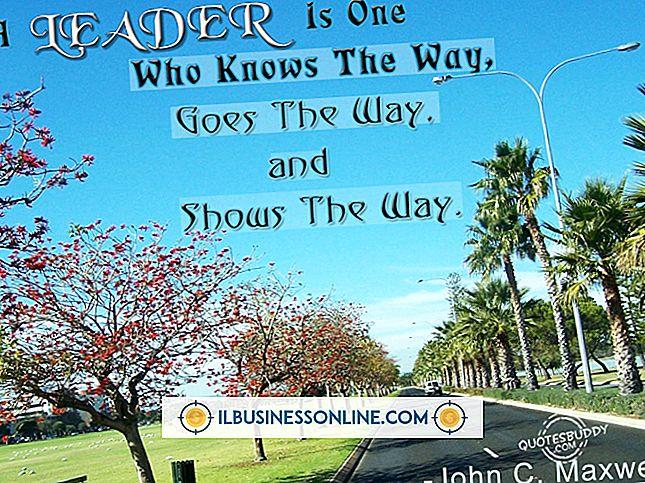 Maneras de demostrar liderazgo positivo