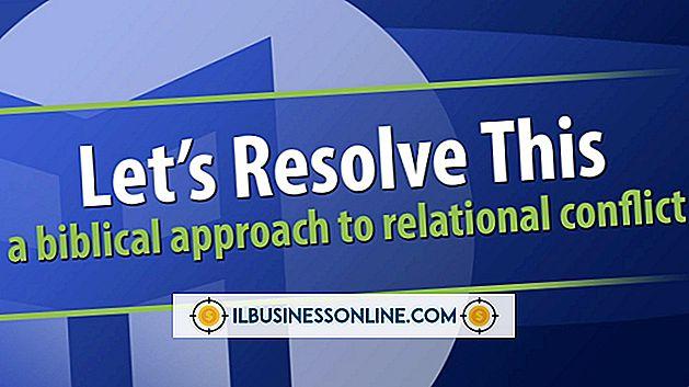 Năm phương pháp xử lý xung đột
