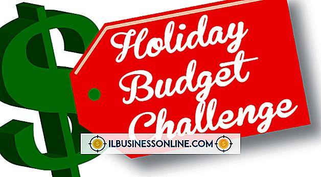 Uitdagingen van budgettering en budgettaire controle