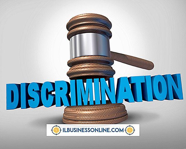भेदभाव विरोधी नीति कैसे लिखें