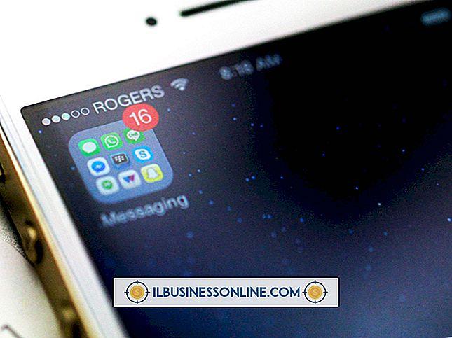 Hur man hittar olästa meddelanden på en BlackBerry