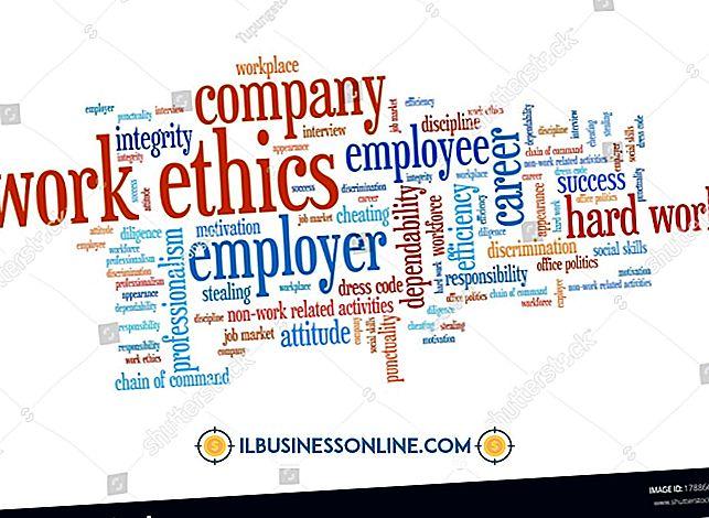 Categoría recursos humanos: Ética y comportamiento en el trabajo