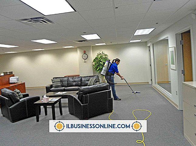 Kategori personalavdelning: Grön kontorsrengöring
