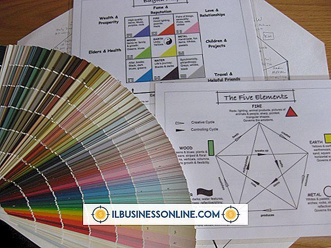 Categorie personeelszaken: Feng Shui zakelijke kleuren