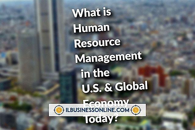 Kategorie Humanressourcen: Weltwirtschaft und Human Resources