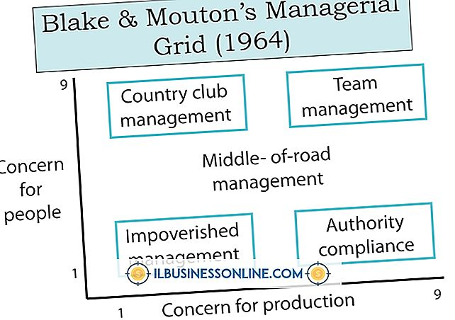 Beispiele für Führungsgitterstile