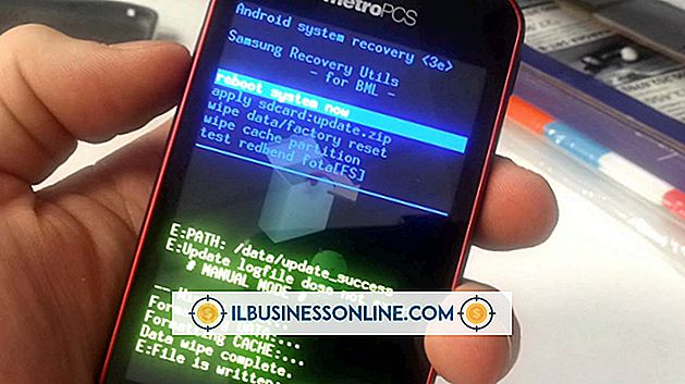 Como fazer uma reinicialização forçada em um código Samsung do Metro PCS