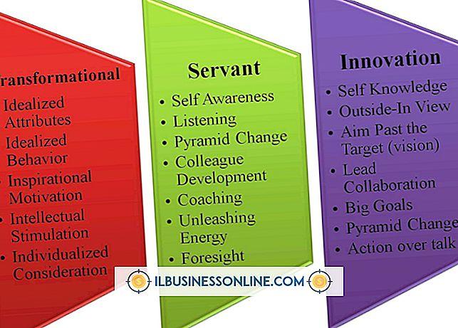 menneskelige ressourcer - To typer ledelsesformer: Transaktionelle og Transformere