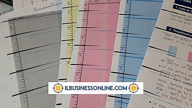Was verursacht Streifen auf einem Kopierer?