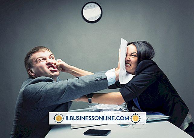 Wie wird ein Konflikt am Arbeitsplatz geregelt?