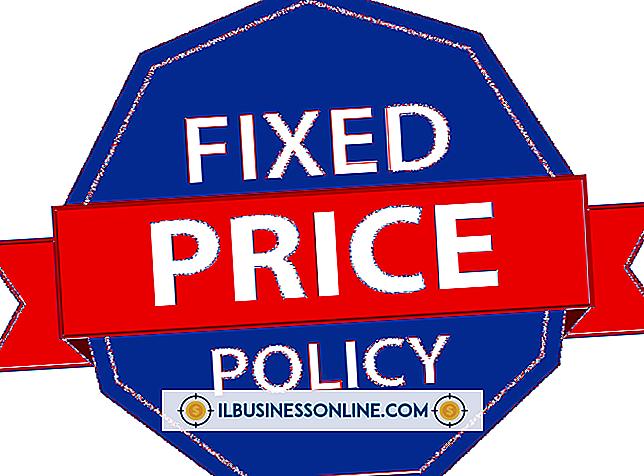 Kategori menneskelige ressurser: Hva er eksempler på faste prispolitikker?