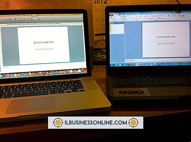 Sådan bruges en Mac med PowerPoint