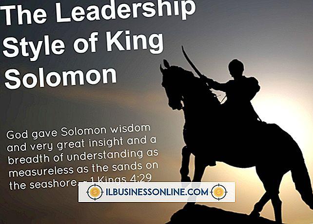 sumber daya manusia - Apa Jenis Gaya Kepemimpinan Yang Diperlukan untuk Spa?