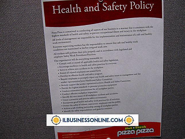 Políticas de vestuario de seguridad para empleados