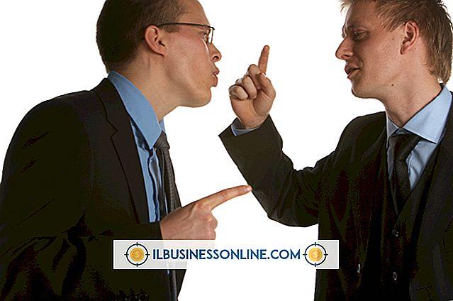 Những cách để giảm xung đột tại nơi làm việc
