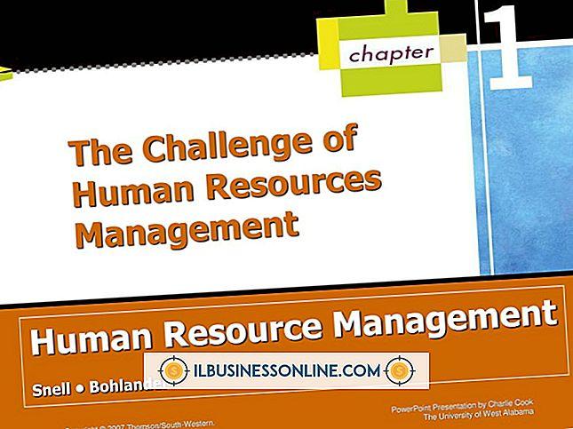 Utfordringer med menneskelig ressursplanlegging
