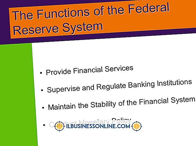 Die vier Hauptfunktionen der Finanzpolitik