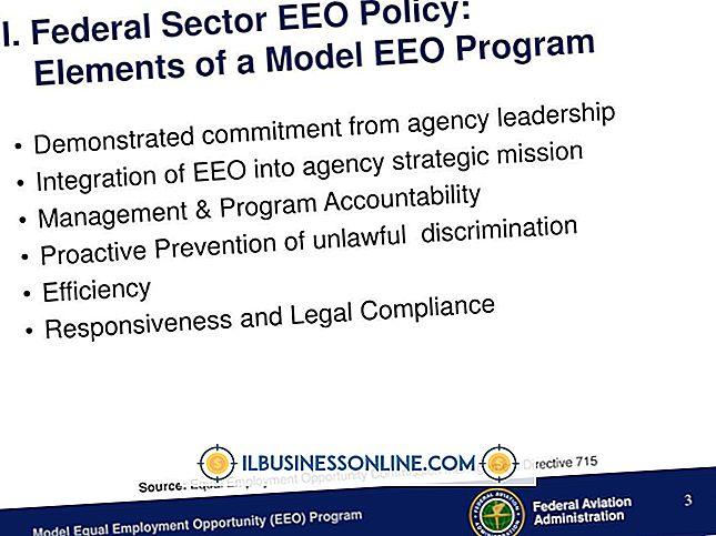 Komponen Esensial dari Kebijakan EEO