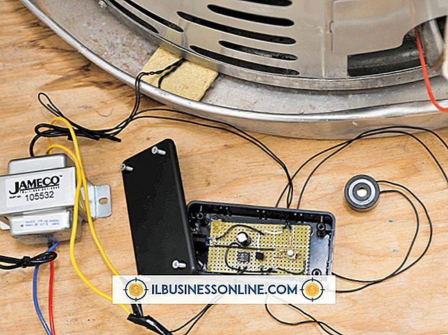 Elektrisk lækage test af små elektroniske enheder