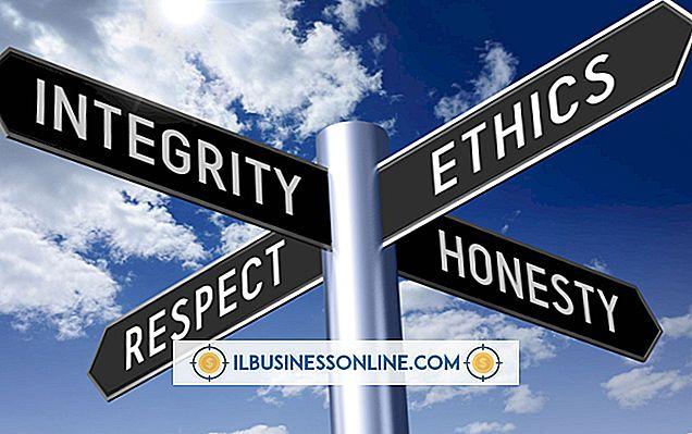 Kategori personalavdelning: Etiska skyldigheter i näringslivet