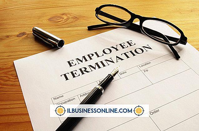 Måder at opsige ansættelseskontrakter