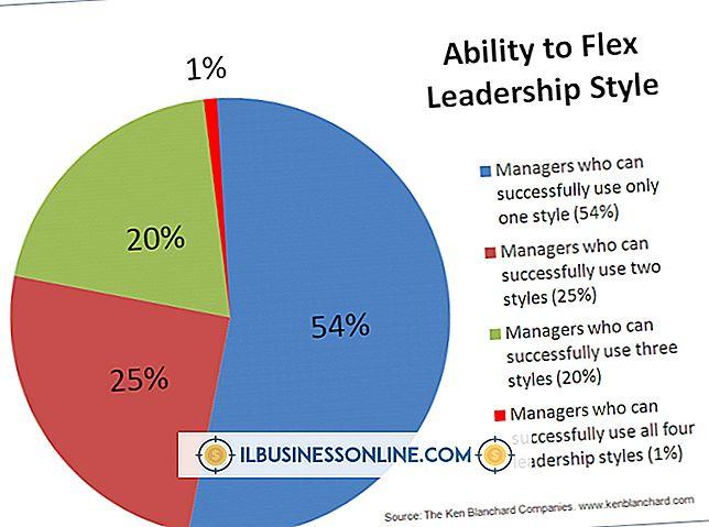 कैसे एक नेतृत्व शैली को ठीक करने के लिए
