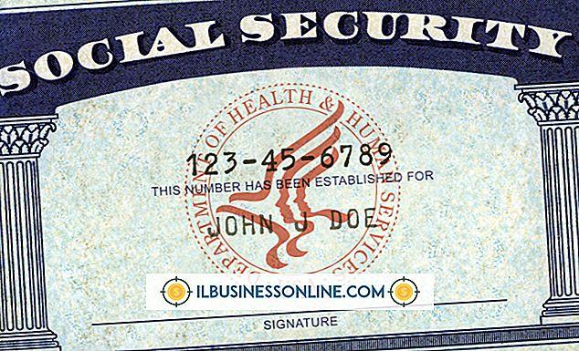 社会保障番号に関する職場のプライバシー法