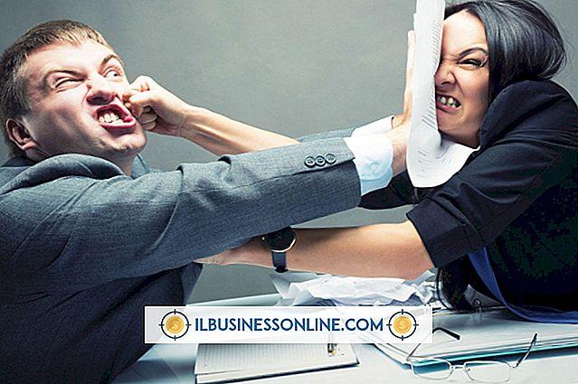 Welche Ursachen haben Konflikte zwischen Mitarbeitern am Arbeitsplatz?