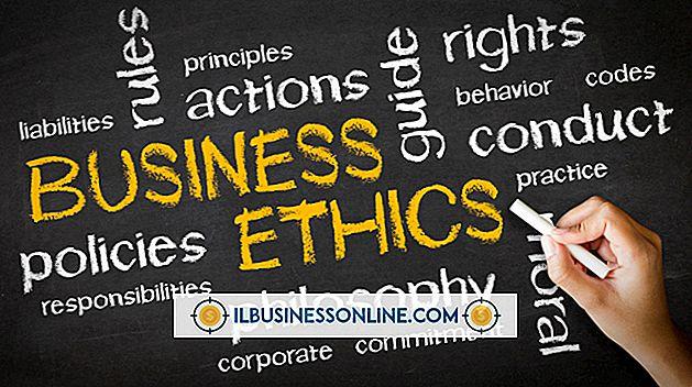 Świadomość etyczna w biznesie