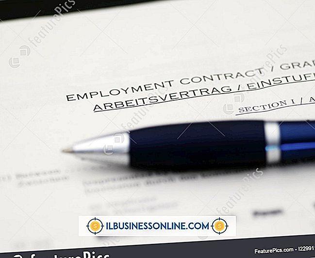 Kategorie Mitarbeiter verwalten: Beschäftigungsvereinbarungen erzwingen