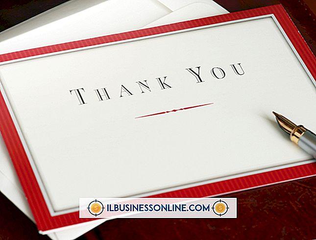 ตัวอย่างจดหมายขอบคุณพนักงาน
