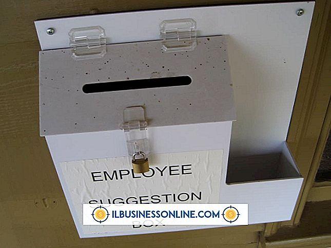 Kategori hantera anställda: Arbetsgivarens förslagslåda process
