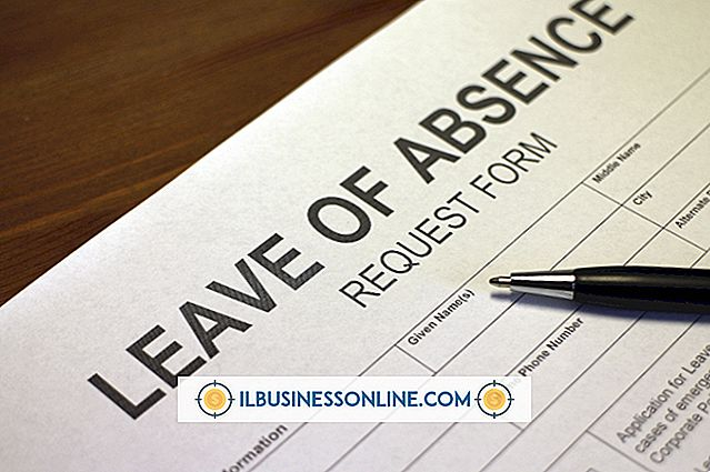 Hur man hanterar en anställdes lämnande av frånvaro