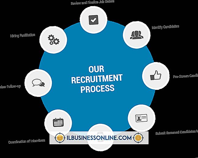 Thể LoạI quản lý nhân viên: Các bước đánh giá để tuyển dụng & tuyển chọn