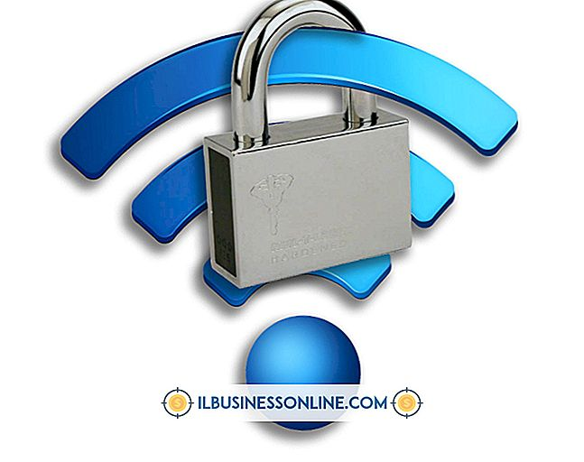 Sådan finder du en WLAN-sikkerhedsindstilling