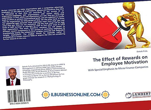 Om medarbejdermotivation og belønningssystemer